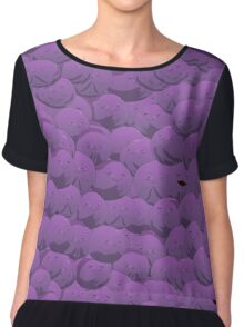 MEMBER BERRIES Chiffon Top