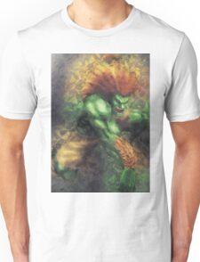 Street Fighter 2 - Blanka Unisex T-Shirt
