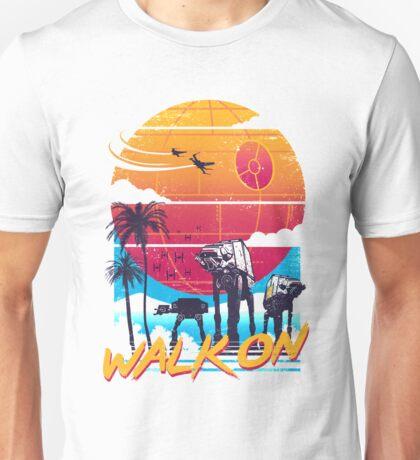 Walk On Unisex T-Shirt