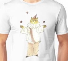 Clown Cat Unisex T-Shirt