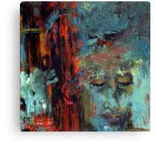 A Certain Sorrow Canvas Print