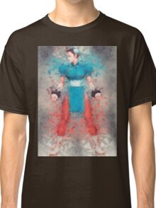 Street Fighter 2 - Chung Le Classic T-Shirt
