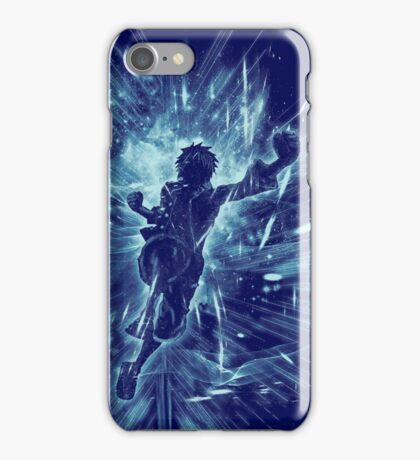 strawhat storm iPhone Case/Skin