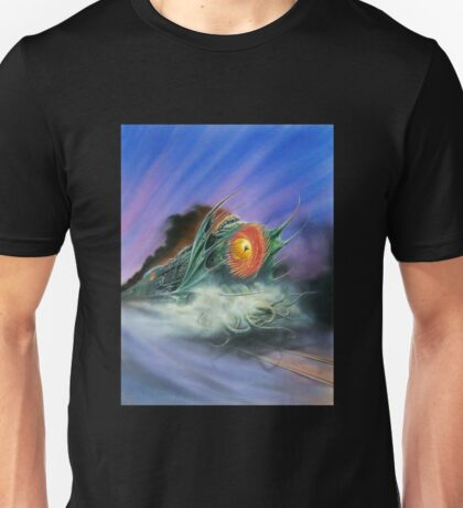 Horror on the Orient Express - cover painting Unisex T-Shirt