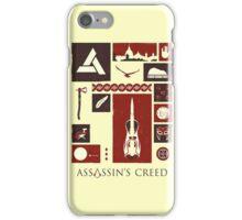 Assassins Creed Logo iPhone Case/Skin