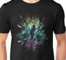 straw hat storm -rainbow Unisex T-Shirt