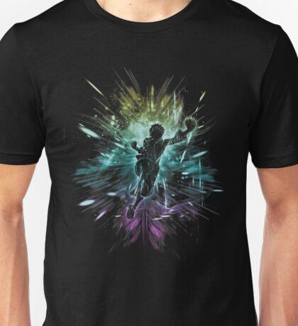 straw hat storm -rainbow T-Shirt