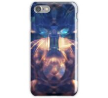 scifi alien abstract design iPhone Case/Skin