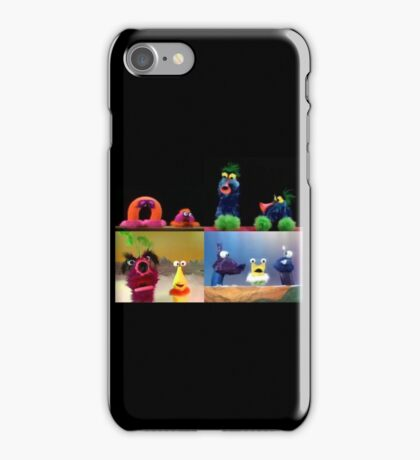 Funny Critters! iPhone Case/Skin