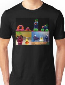 Funny Critters! Unisex T-Shirt