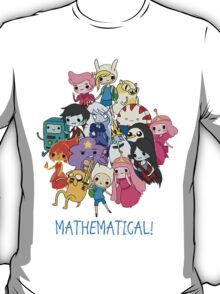 Cast of Ooo T-Shirt