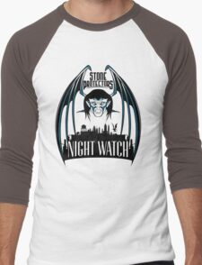 Night Watch Men's Baseball ¾ T-Shirt