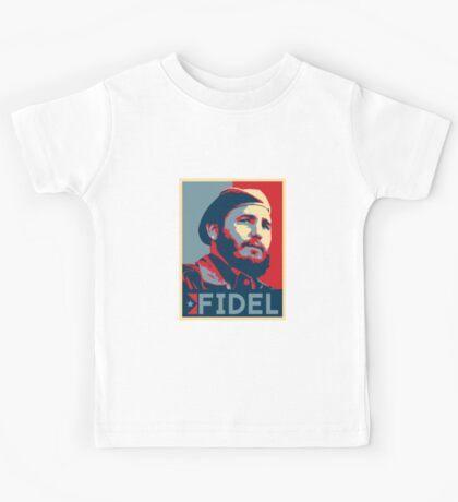 FIDEL CASTRO Hope Kids Tee