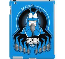 Spoon Club iPad Case/Skin