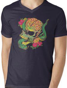 Surrender Mens V-Neck T-Shirt