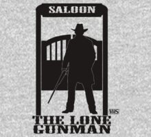 The lone Gunman by CannibalHippo