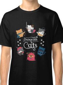 Dungeons & Cats Classic T-Shirt