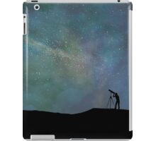 Viewing the Vastness of the Universe iPad Case/Skin