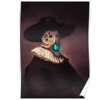 Rembrandt Azatoth Poster