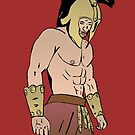 The gladiator by Logan81