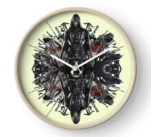 your destiny is in your blood Assassins Creed Quotes Clock