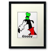 Gooby pls Framed Print