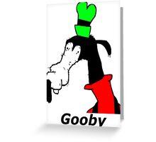 Gooby pls Greeting Card