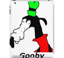 Gooby pls iPad Case/Skin