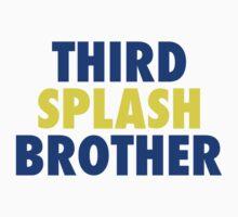 THIRD SPLASH BROTHER Kids Clothes