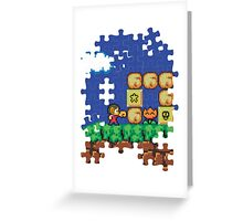 Alex Kidd Bros Greeting Card