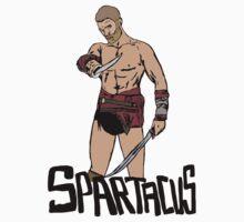 Spartacus Kids Tee