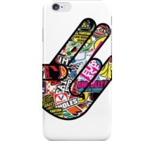 JDM shocker iPhone Case/Skin