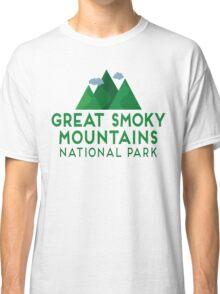 Great Smoky Mountains Park T-shirt - Mountain Classic T-Shirt