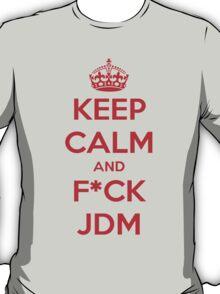 KEEP CALM JDM T-Shirt