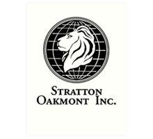 Stratton Oakmont Inc. Art Print