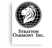 Stratton Oakmont Inc. Canvas Print