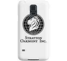Stratton Oakmont Inc. Samsung Galaxy Case/Skin