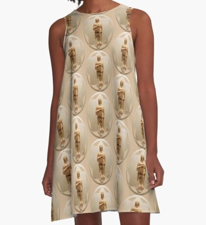 ancient greek statue A-Line Dress