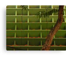 Parallel Universe + Tree Canvas Print