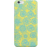 floral pattern iPhone Case/Skin