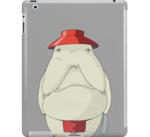 Sprited Away // Radish Spirit iPad Case/Skin