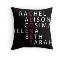 Welcome To The Trip Throw Pillow