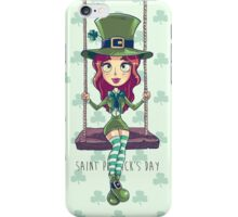 Saint Patrick's iPhone Case/Skin