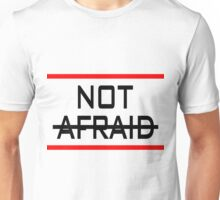 Not Afraid Eminem Unisex T-Shirt