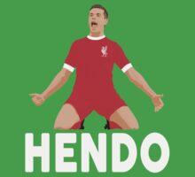 Hendo T-Shirt by InspireSports