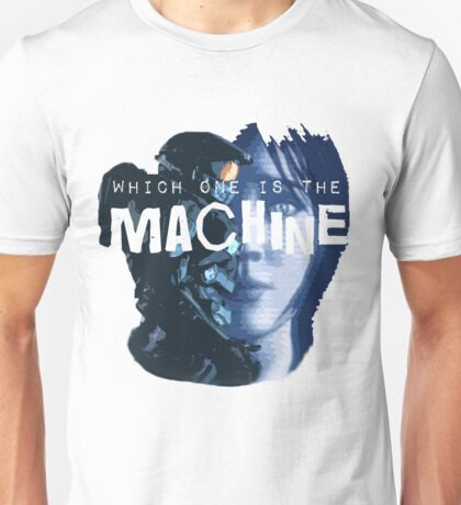 Machines Unisex T-Shirt