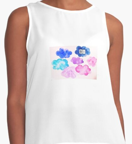 Coming out - Bi  Contrast Tank