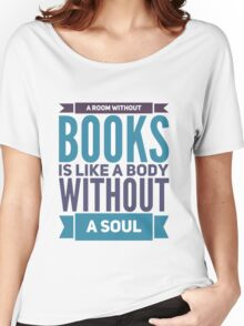 Book Quote Women's Relaxed Fit T-Shirt
