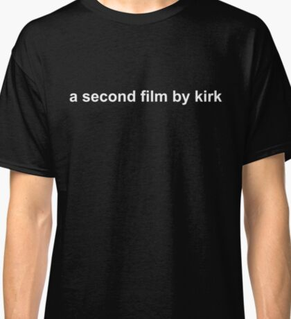 a second film by kirk - GILMORE GIRLS: A YEAR IN THE LIFE Classic T-Shirt