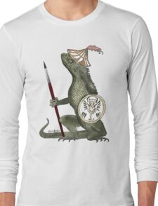 Dragon Artist Long Sleeve T-Shirt